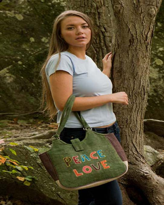 Peace & Love bag